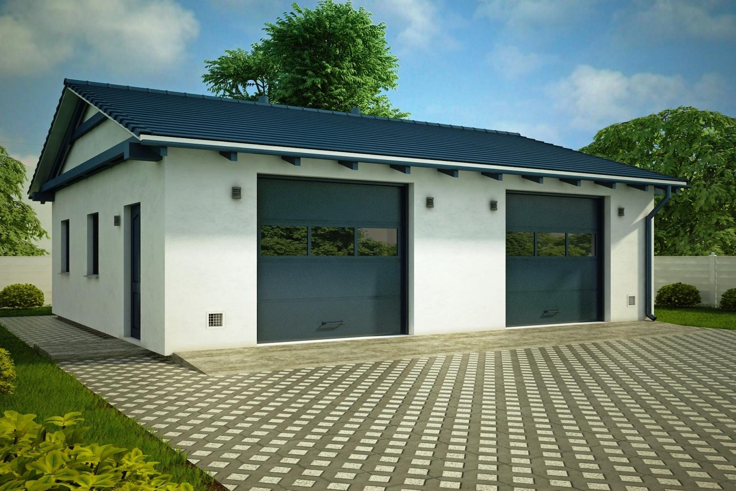 Строительство гаражей под ключ в Саратове